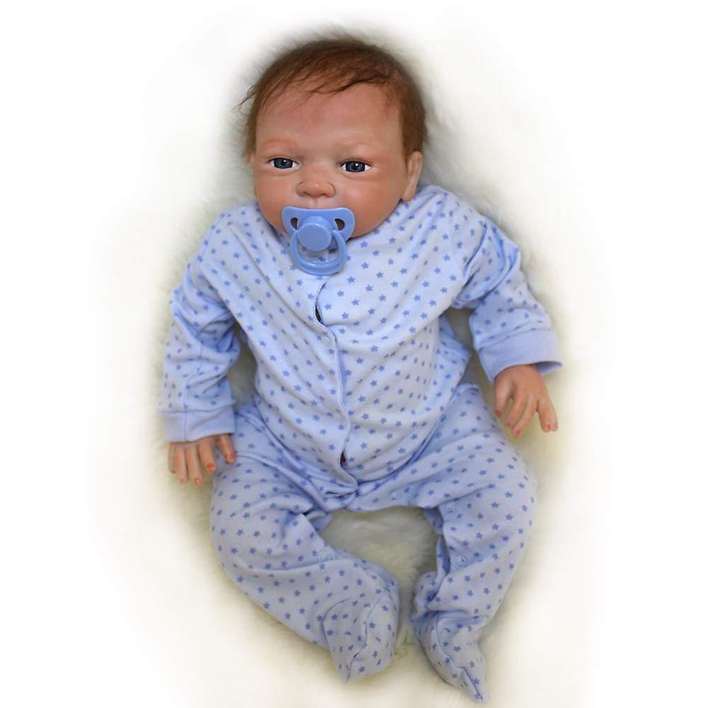 Wamdoll 18 inch My Little Peanut Real Reborn Baby Doll