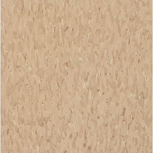 Imperial Texture VCT 12 in. x 12 in. Nougat Commercial Vinyl Tile (45 sq. ft. / ()