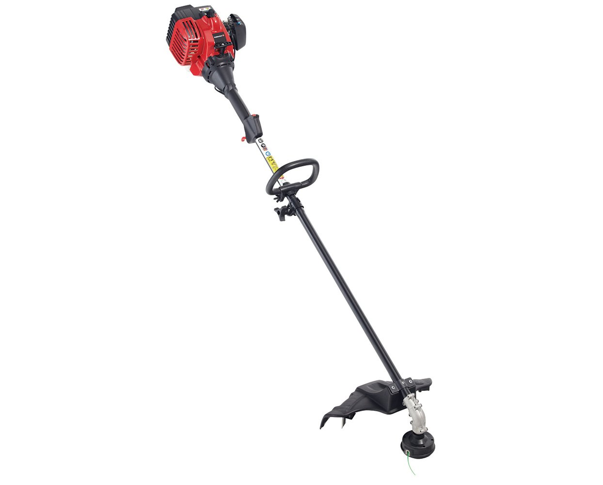 Yard Machines 41AD25CC800 Curved Shaft Gas Trimmer, 25cc, 2 Cycle