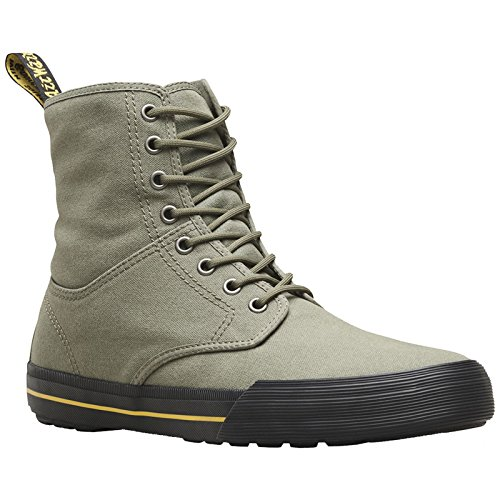Winsted Dr Boots Canvas Womens Eyelet 8 Martens zzwZOqE