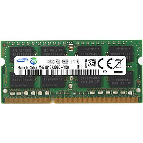 Samsung M471B1G73DB0-YK0 DDR3-1600 SODIMM 8GB/1Gx64 CL11 Chip Notebook Memory by Samsung