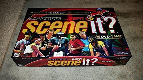 Scene It Sports DVD Game - Powered by -