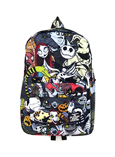 2017 NYCC Exclusive Loungefly The Nightmare Before Christmas Backpack Limited Edition 300 by NBX