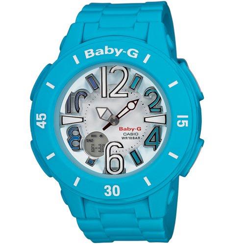 Women Casio BGA170-2B Baby G Baby-G Shock Resistant Turqu...