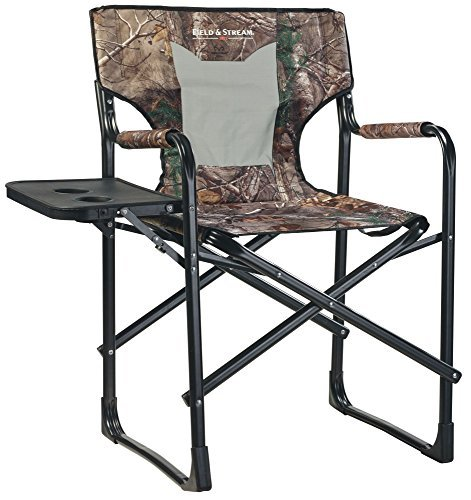 Field & Stream Camo Director's Chair (Camo) by Field & Stream