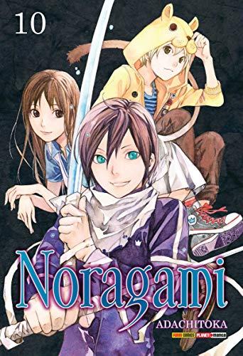 Noragami - Volume 10