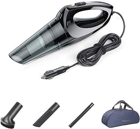 Aspiradora de Mano, Aspirador Mano Sin Cable, 4000PA, Aspiradoras ...