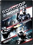 DVD : Robocop Trilogy Collection
