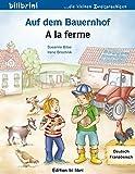 Auf dem Bauernhof Deutsch-Französisch