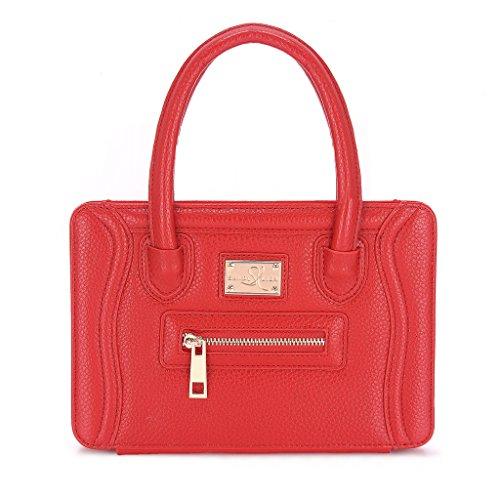sandy-lisa-slctn-iprd-mini-charleston-flip-cover-for-tablet-red