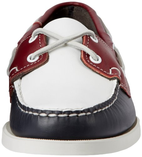 Sebago SPINNAKER B72852 - Zapatos de cuero nobuck para hombre Azul