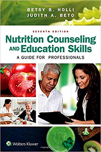 Nutrition Counseling and Education Skills: A Guide for Professionals ...