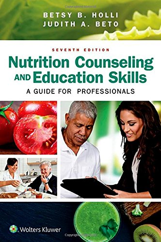 1496339142 - Nutrition Counseling and Education Skills: A Guide for Professionals