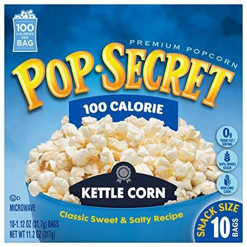 Pop Secret Microwavable 10 Count 11 2 Ounce product image