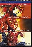 Spider-Man Triple Feature 3-Dvd Set (Spider-Man/Spider-Man 2/Spider-Man 3) Dvd