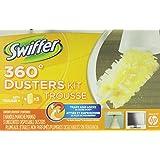 Swiffer 360 Dusters Cleaner Starter Kit (Pack of 3)