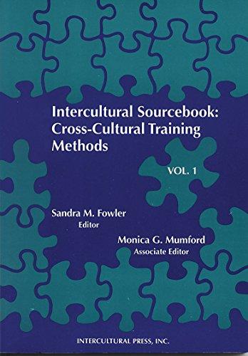 Intercultural Sourcebook Vol 1: Cross-Cultural Training...
