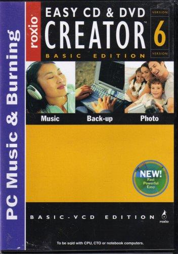 Roxio Easy DVD Creator Version