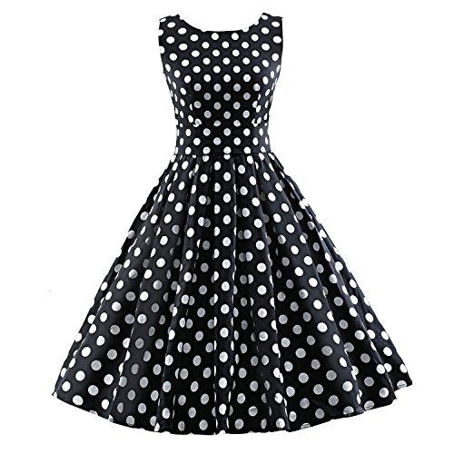 Vintage Inspired Dress - 8