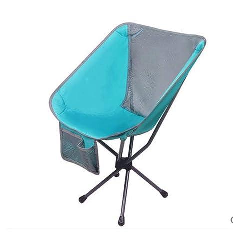 Amazon.com: DFGih silla de camping para playa, silla ...