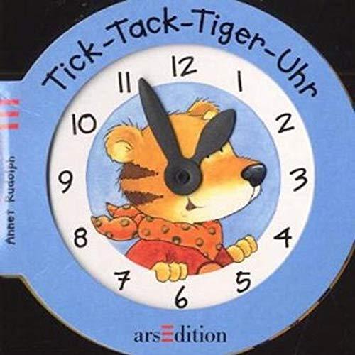 Tick-Tack-Tiger-Uhr