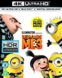 Despicable Me 3 [4K UHD + 2D Blu-Ray]