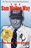 img - for The Sam Walton Way: 50 of Mr. Sam's Best Leadership Practices book / textbook / text book