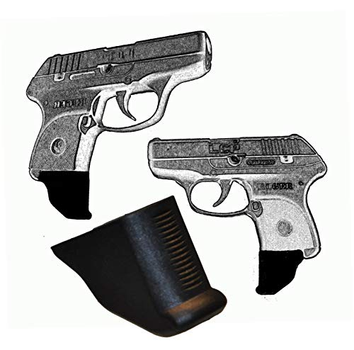 - Garrison Grip Two XL 1.25 Inch Grip Extensions Ruger LCP 380 and LCP II
