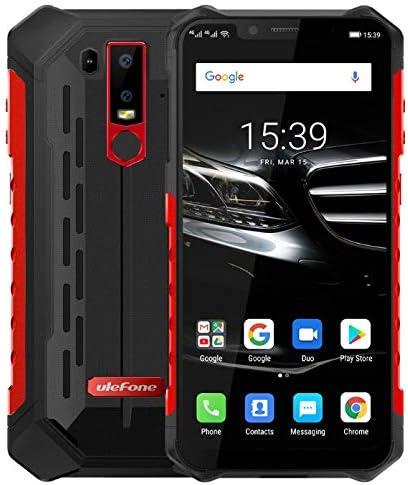 Ulefone Armor 6E Android 9.0 Móvil Anti Agua/antigolpes: Amazon.es ...