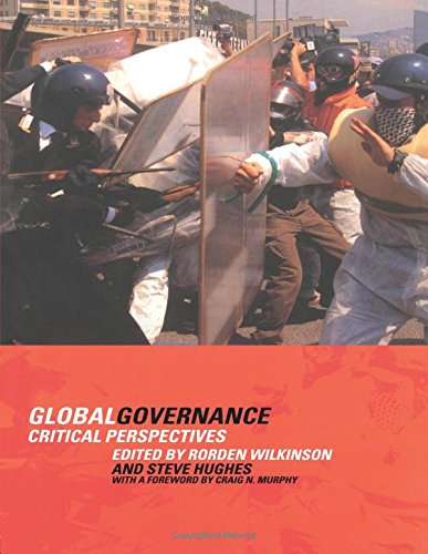 Global Governance: Critical Perspectives