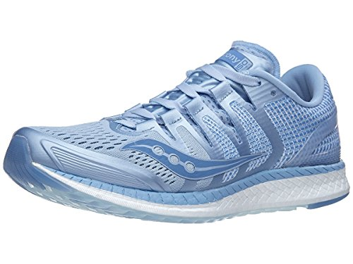 Saucony Liberty Iso Womens Road-running-shoes S10410 Nebbia / Blu