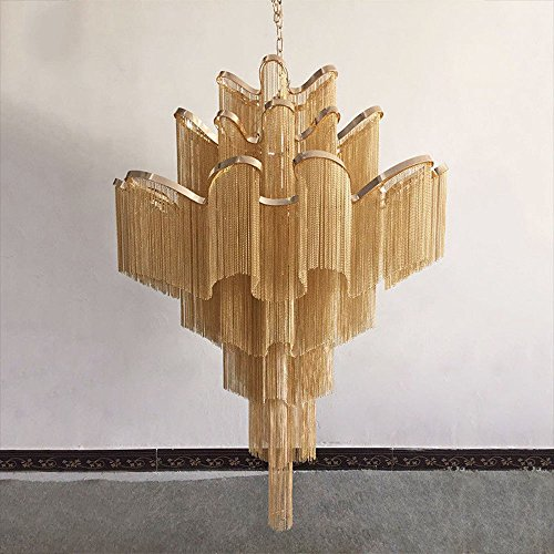 Tassel Pendant Light in US - 9