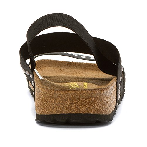 8aad29b505674 Birkenstock Womens Caterina Slingback Sandal Wave Black - Import It All