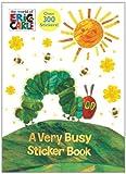 A Very Busy Sticker Book, Golden Books, 0307930211