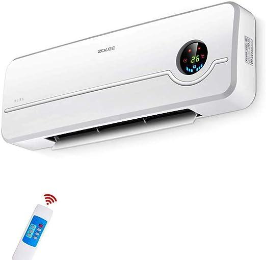 Mini calentador ventilador eléctrico, calentador ventilador ...