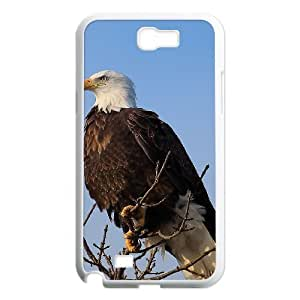 Bald Eagle Classic Personalized Phone Case for Samsung Galaxy Note 2 N7100,custom cover case ygtg578421