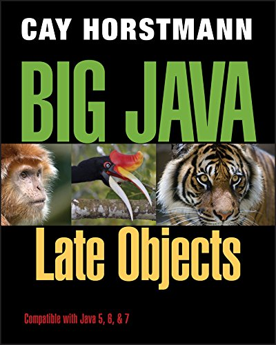 Big Java: Late Objects by imusti