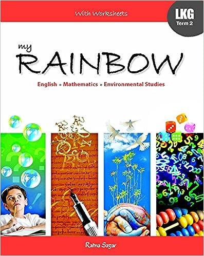 Book Rainbow Term Series L.K.G. Part 2