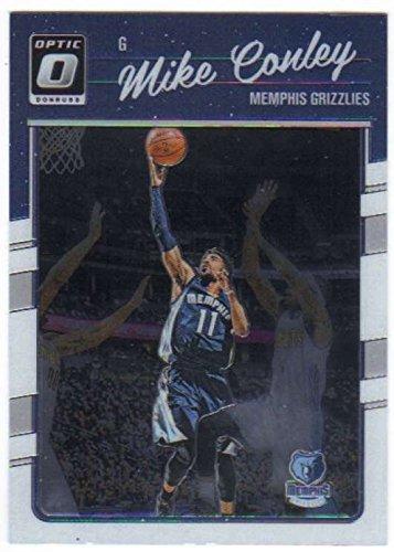 87f6bcee8 Amazon.com  2016-17 Panini Donruss Optic Basketball  30 Mike Conley  Grizzlies  Collectibles   Fine Art