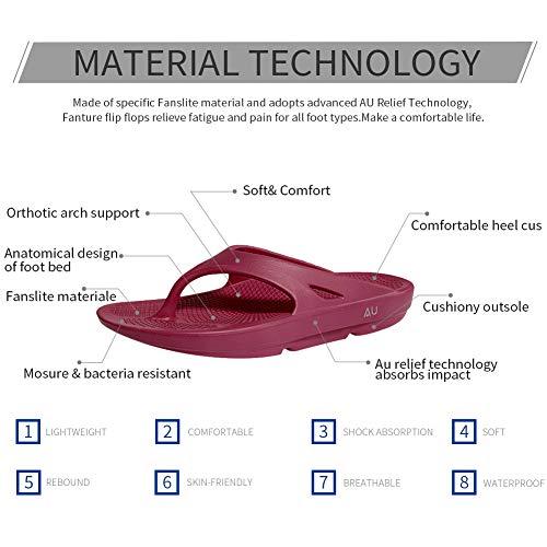 Fanture Women Shoes Slip Non Resistant Cranberry Work Black Men Mule Restaurant Chef Clog Slip rT1w7qr