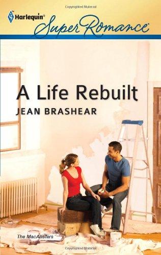 book cover of A Life Rebuilt