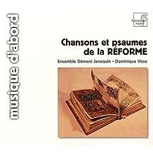 Chansons et Psaumes. Janequin Ensemble/Visse