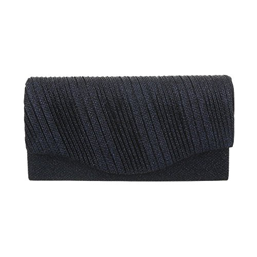 pour menotte Bleu Design Ital Foncé Femme Sac Cqa74wt6x