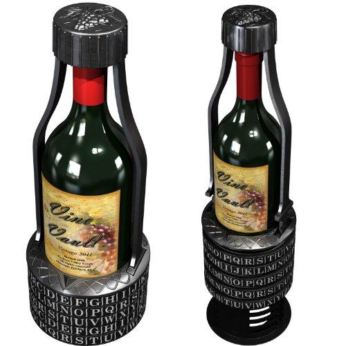 Vino Vault Wine Cryptex - Brain Teaser - Wine Da Vinci