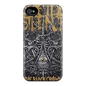 DannyLCHEUNG Iphone 6plus Bumper Hard Phone Cover Allow Personal Design Lifelike Suicide Silence Image [RKx700qWwX]