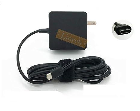 Amazon.com: Adaptador de CA tipo C de 65 W para ASUS ZenBook ...