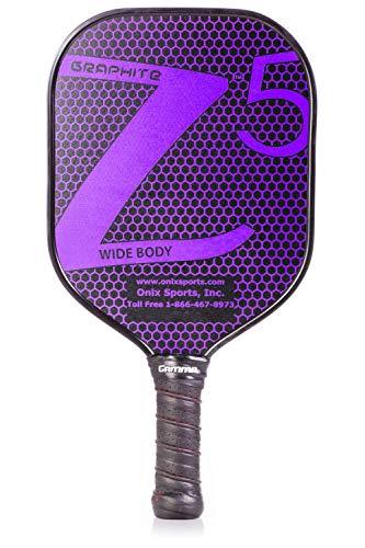 Onix Graphite Z5 Pickleball Paddle Grip + Bonus Overgrip (Babolat Pro Tour)
