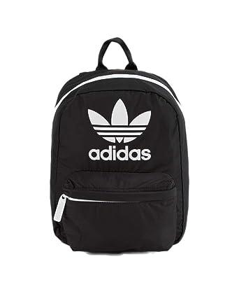 ADIDAS Mini Backpack, Black: Amazon.es: Ropa y accesorios