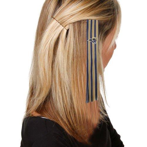 Littlearth NFL St. Louis Rams Hair Clip
