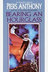Bearing an Hourglass (Incarnations of Immortality Book 2) Kindle Edition